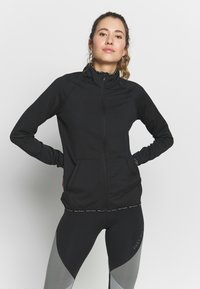 ONLY Play - ONPPERFORMANCE BAY - Training jacket - black - 0