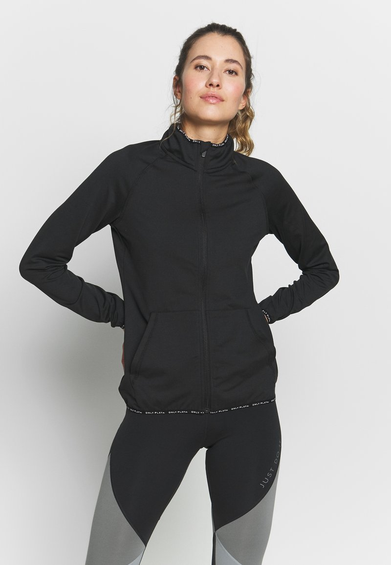ONLY Play - ONPPERFORMANCE BAY - Training jacket - black