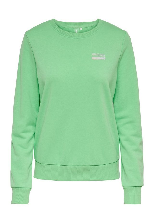 Sweatshirt - green ash