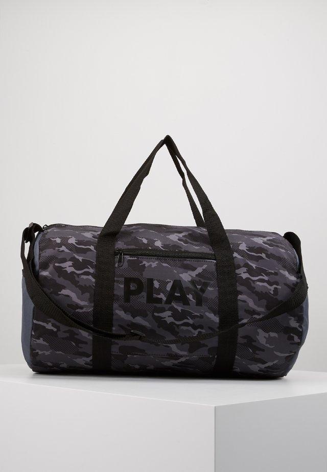 ONPJOY PROMO BAG - Sporttasche - black/turbulence