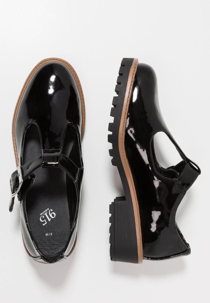 New Look 915 Generation - JARY CHUNKY - Slippers - black
