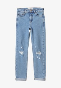 New Look 915 Generation - MOM COMFORT STRETCH - Jeans baggy - light blue - 4