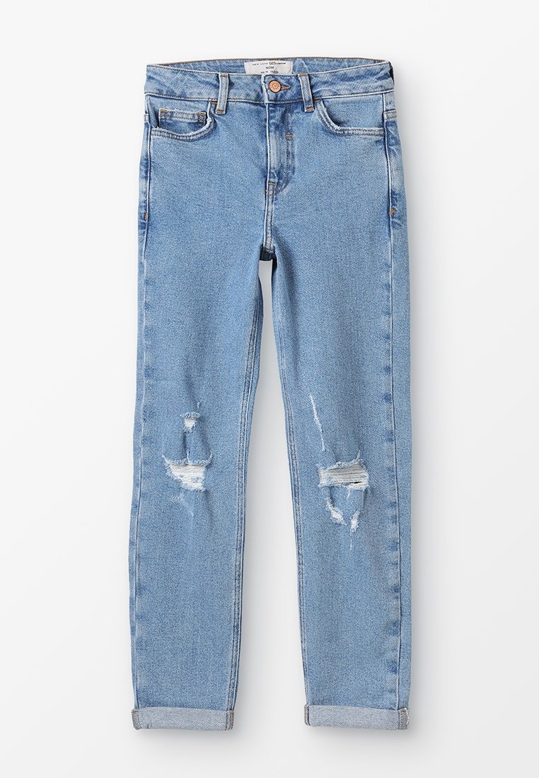 New Look 915 Generation - MOM COMFORT STRETCH - Jeans baggy - light blue