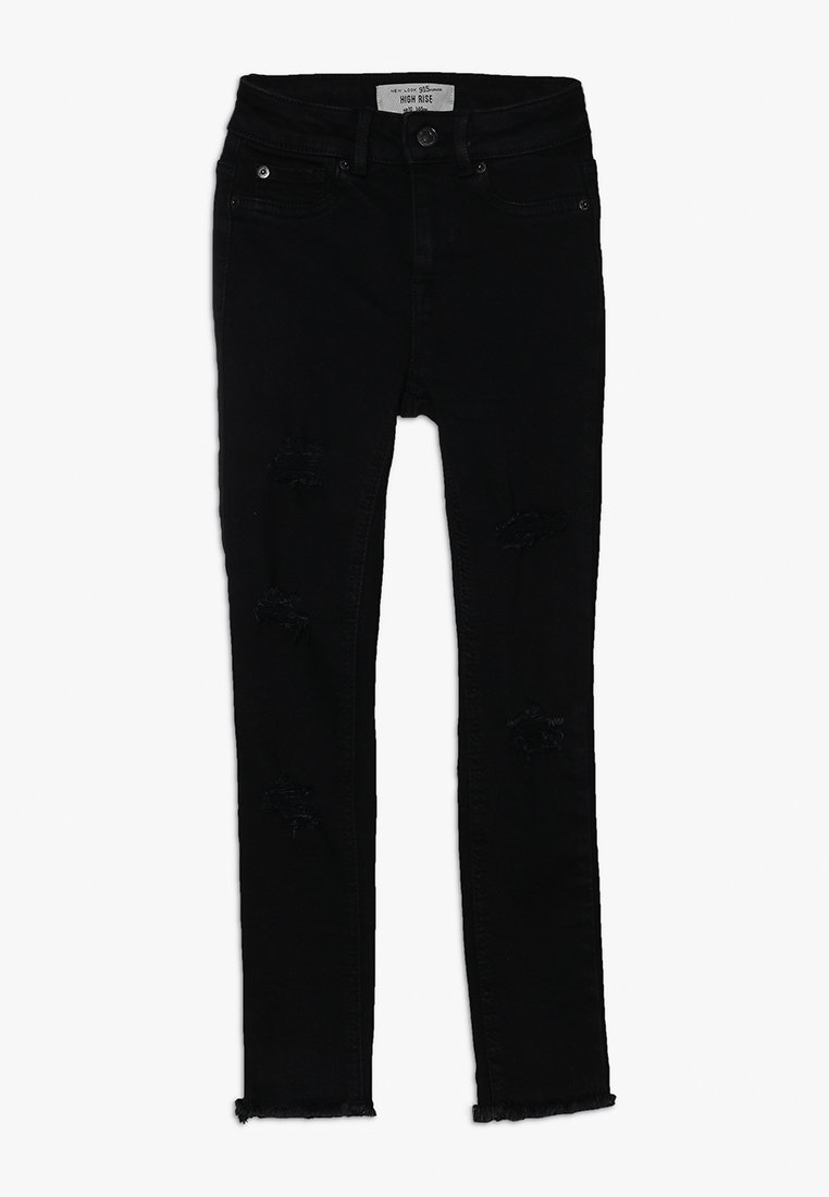 New Look 915 Generation - EXTREME ALEX RIP DISCO - Jeans Skinny Fit - black
