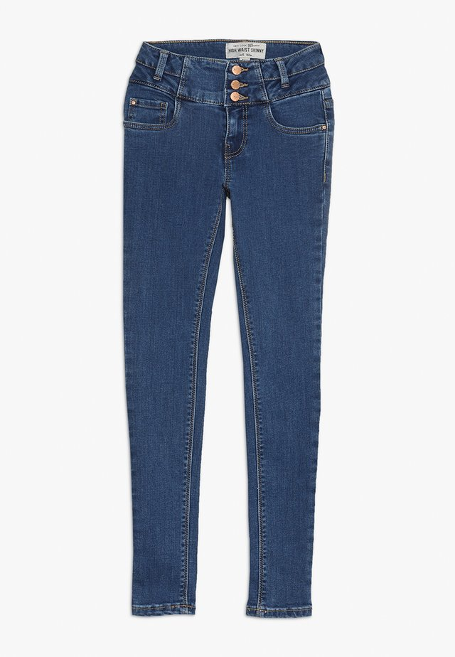 PHILIIP - Jeansy Skinny Fit - mid blue