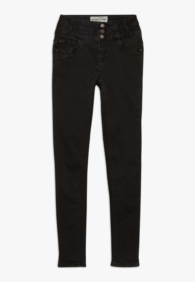 PHILIIP - Jeansy Skinny Fit - black