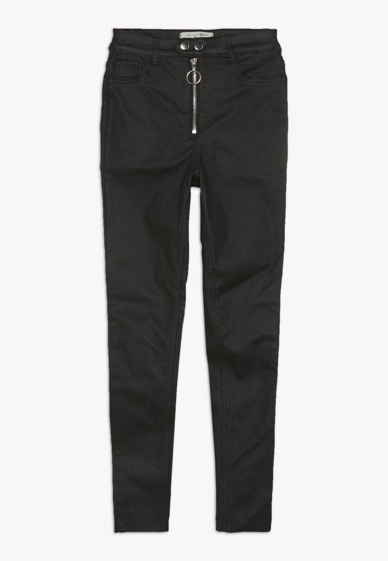 New Look 915 Generation - RENIE COATED DISCO - Skinny-Farkut - black