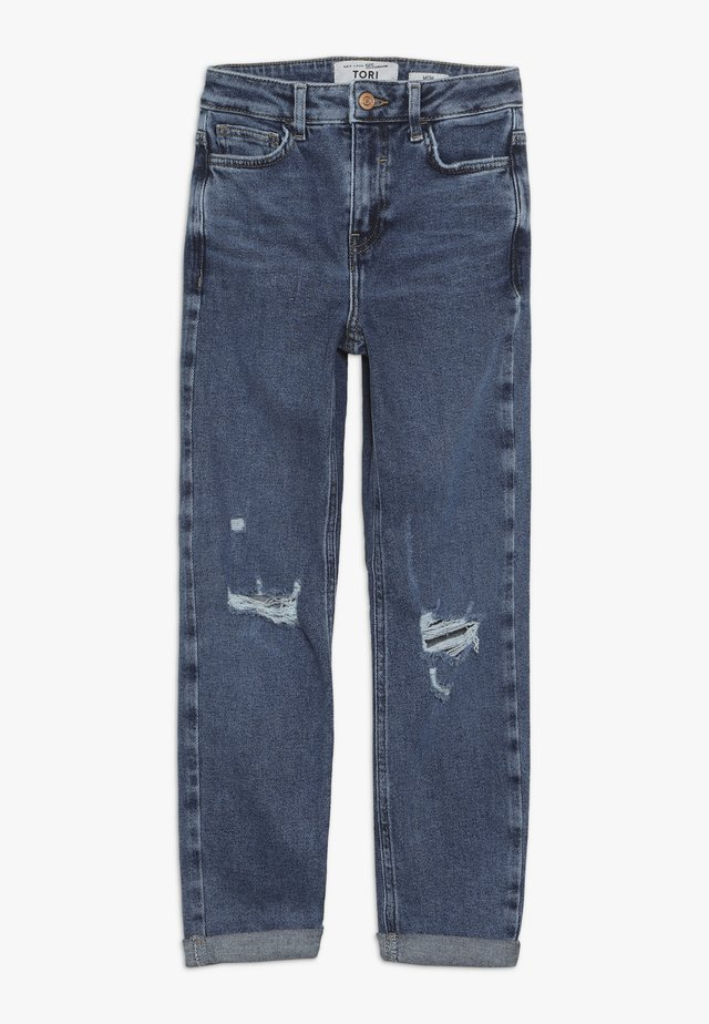 COMFORT EX RIP MOM - Jeans Relaxed Fit - navy