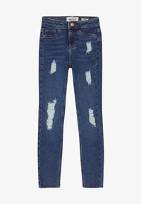 New Look 915 Generation - BAMBI DARK MID DISCO - Jeans Skinny Fit - navy
