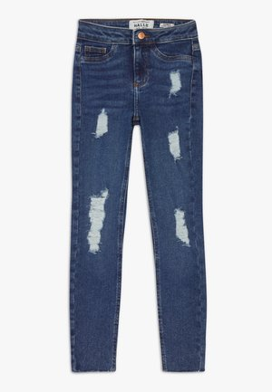 BAMBI DARK MID DISCO - Jeans Skinny Fit - navy