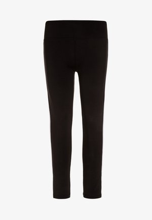 SIDE STRIPE  - Legging - black