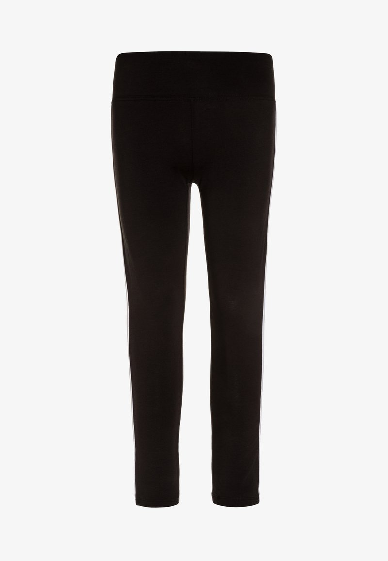 New Look 915 Generation - SIDE STRIPE  - Leggings - Trousers - black