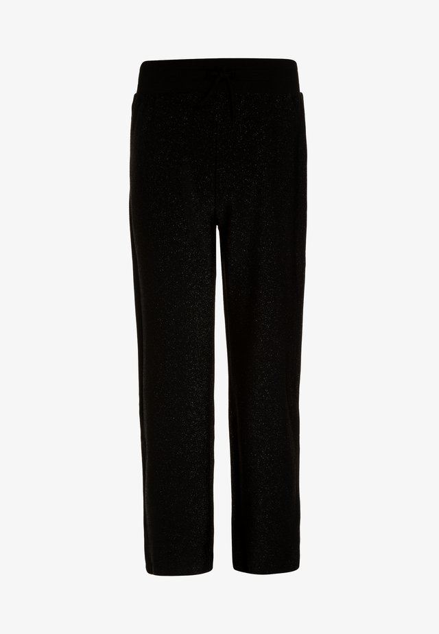 SHIMMER - Jogginghose - black