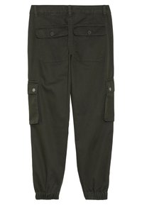 New Look 915 Generation - JACKIE RIPPED TROUSER - Kapsáče -  dark khaki - 1