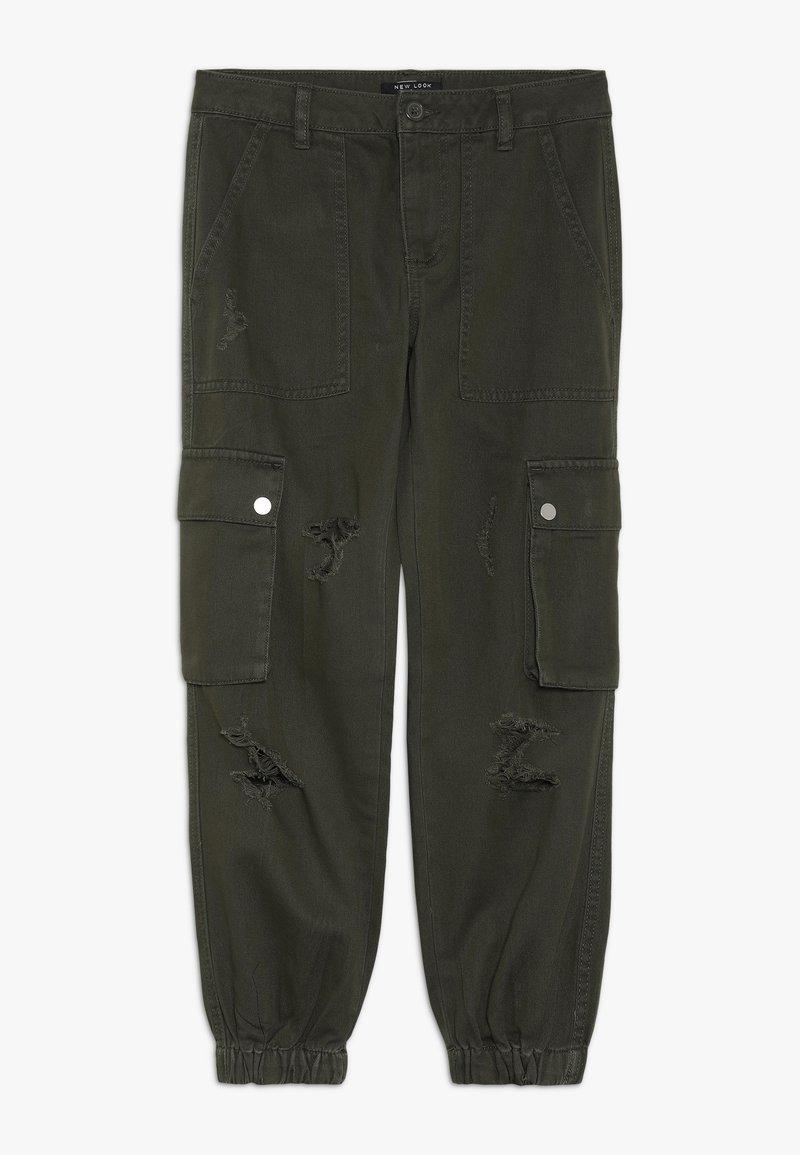 New Look 915 Generation - JACKIE TROUSER  - Reisitaskuhousut -  dark khaki