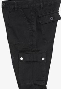 New Look 915 Generation - JACKIE RIPPED TROUSER - Kapsáče - black - 2
