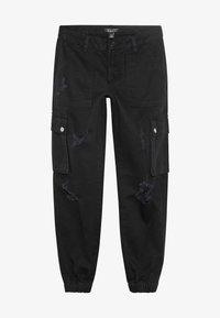 New Look 915 Generation - JACKIE RIPPED TROUSER - Kapsáče - black - 3