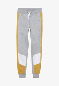 New Look 915 Generation - COLOUR BLOCK SIDE STRIPE - Jogginghose - mid grey - 2