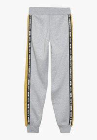 New Look 915 Generation - BOSTON SIDE TAPE JOGGER - Pantalones deportivos - mid grey - 1