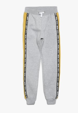BOSTON SIDE TAPE JOGGER - Tracksuit bottoms - mid grey