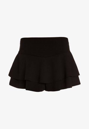FLIPPY SKORT - Szorty - black