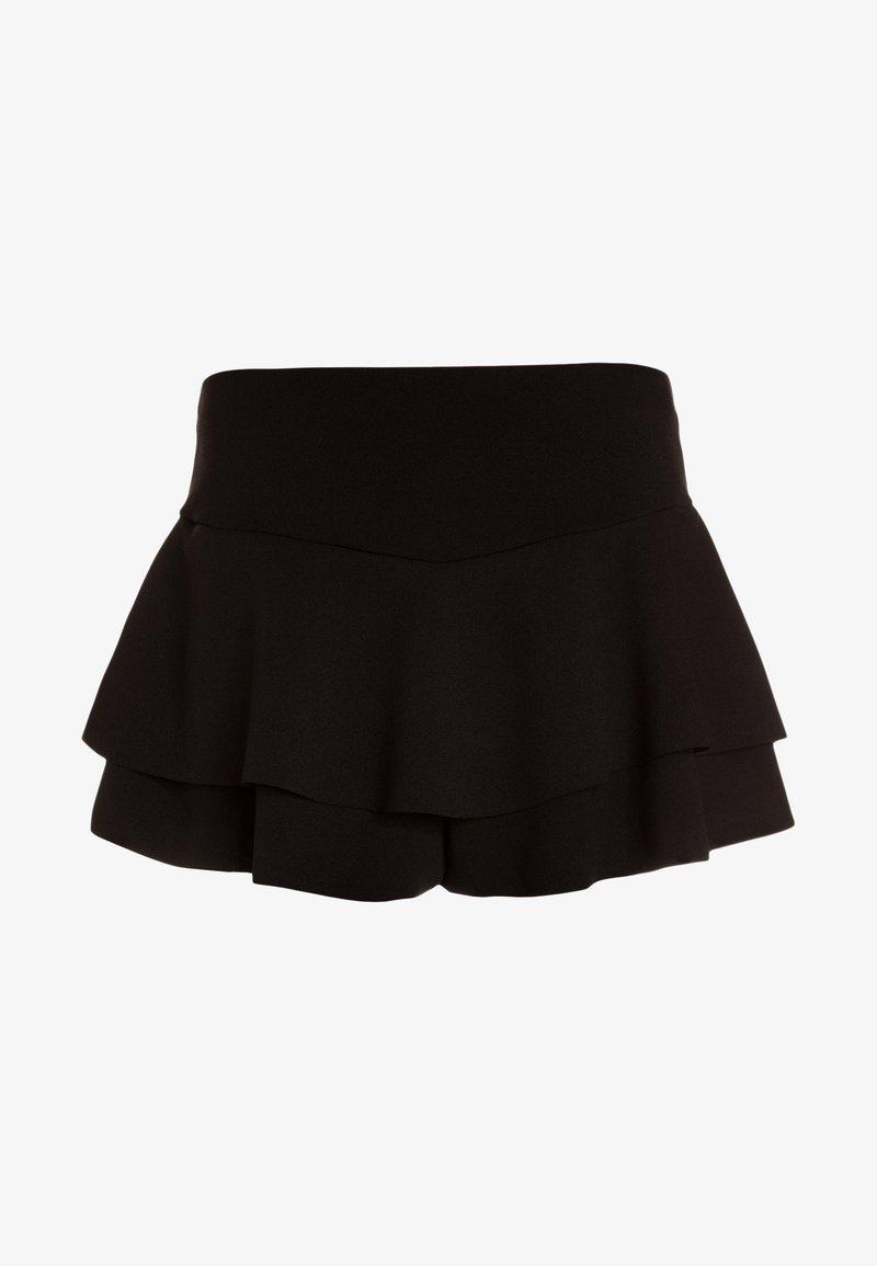 New Look 915 Generation - FLIPPY SKORT - Shorts - black