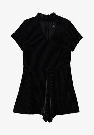 CHOKER PLAYSUIT - Jumpsuit - black