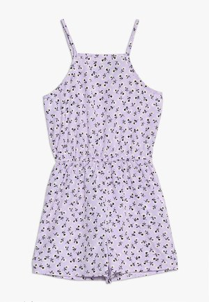BARDOT PLAYSUIT - Overall / Jumpsuit - purple pattern