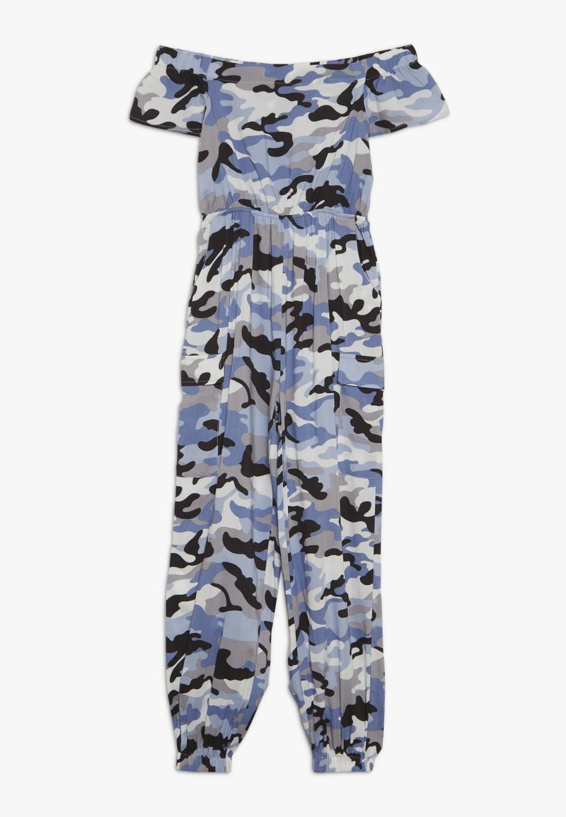 New Look 915 Generation - BOB BARDOT CARGO - Overall / Jumpsuit /Buksedragter - blue