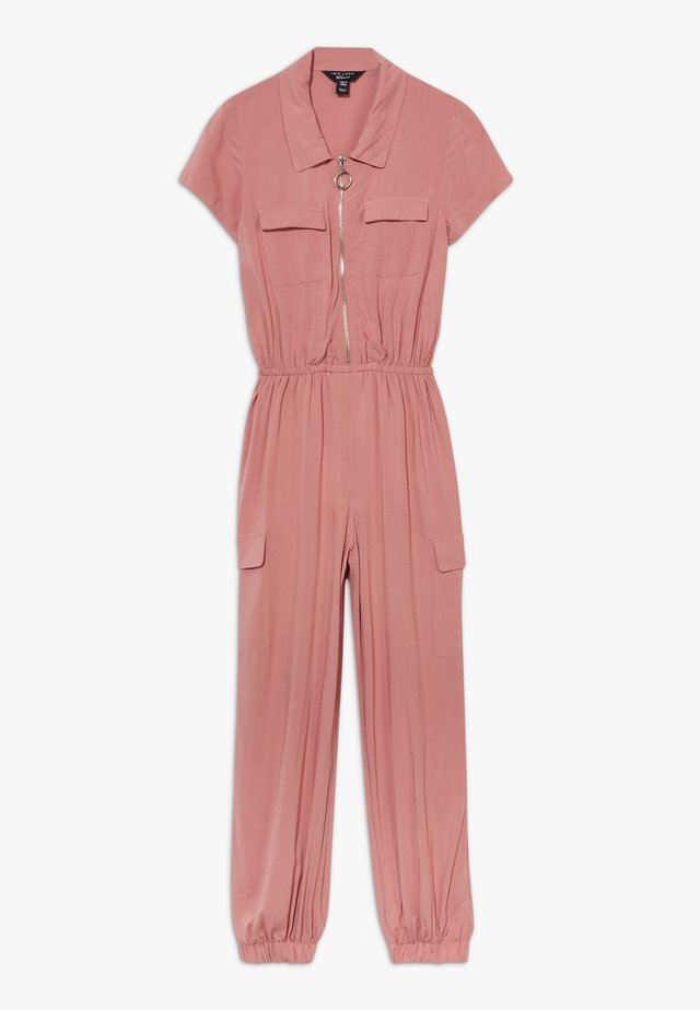 BOB UTILITY - Overall / Jumpsuit - pink