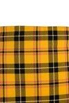 New Look 915 Generation - CHECK TUBE SKIRT - Minifalda - yellow