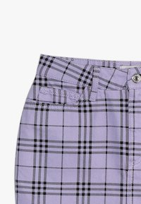 New Look 915 Generation - CHECK SKIRT - Gonna a campana - lilac - 4