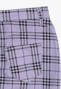 New Look 915 Generation - CHECK SKIRT - Gonna a campana - lilac - 2