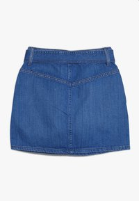 New Look 915 Generation - BELTED DENIM SKIRT - Denimová sukně - bright blue - 1