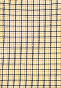 New Look 915 Generation - CARLA CHECK TUBE SKIRT - Minisukně - yellow - 3
