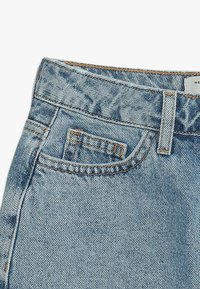 New Look 915 Generation - PARIS BUTTON THROUGH - Denimová sukně - light blue - 4