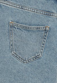New Look 915 Generation - PARIS BUTTON THROUGH - Denimová sukně - light blue - 2