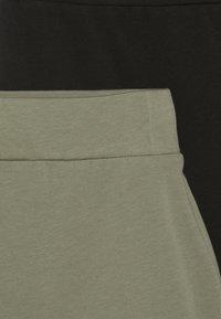 New Look 915 Generation - TUBE SKIRT 2 PACK - Minifalda - black - 4