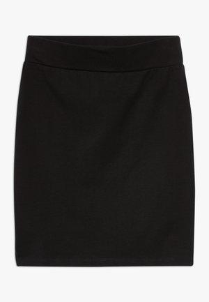 TUBE SKIRT - Minifalda - black