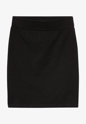 TUBE SKIRT - Minifalda - black