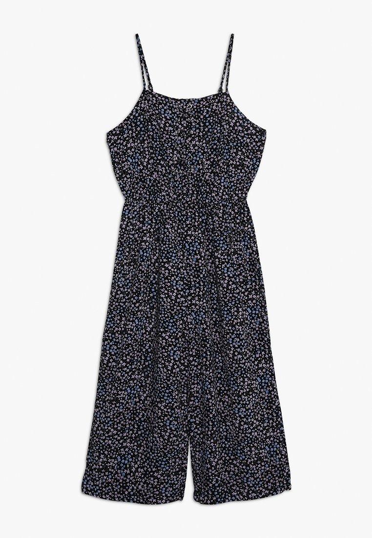 New Look 915 Generation - BOB MARNIE LATTICE FRONT JUMPSUIT - Tuta jumpsuit - black