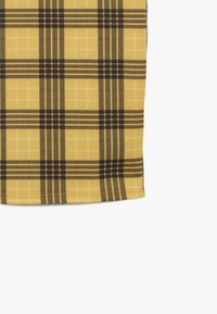 New Look 915 Generation - HIGH NECK CHECK - Robe en jersey - yellow - 3