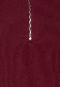 New Look 915 Generation - LEAD IN ZIP - Robe pull - dark red - 2