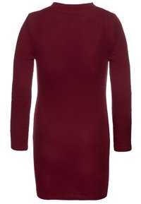 New Look 915 Generation - LEAD IN ZIP - Robe pull - dark red - 1