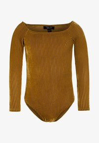 New Look 915 Generation - BARDOT BODY - Langærmede T-shirts - dark yellow - 0