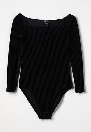 BARDOT BODY - Långärmad tröja - black