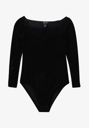 BARDOT BODY - Maglietta a manica lunga - black