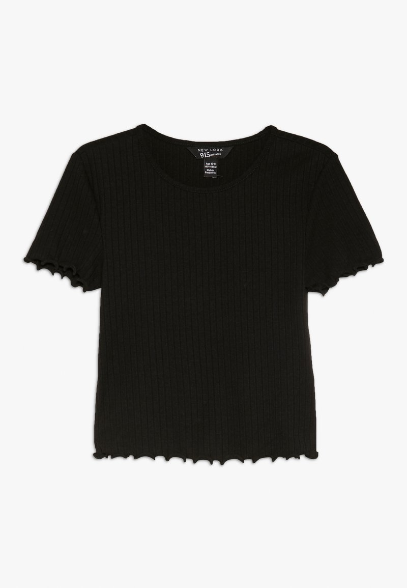 New Look 915 Generation - LETTUCE BABY TEE - Basic T-shirt - black