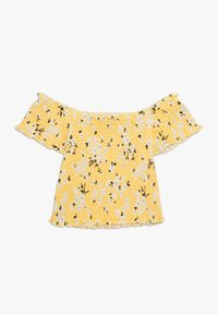 New Look 915 Generation - SHIRRED BARDOT 2 PACK  - T-shirts med print - multicoloured - 2