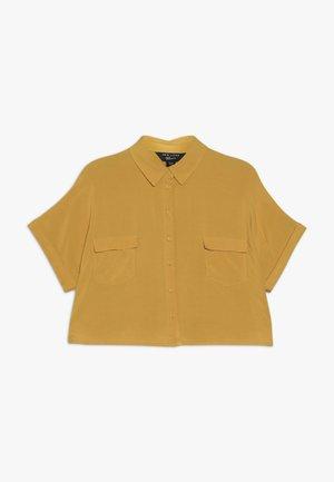 MILITARY BOXY  - Overhemdblouse - yellow